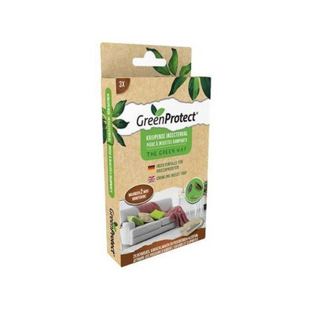 GREENPROTECT PIEGE A INSECTES RAMPANTS 3 pce